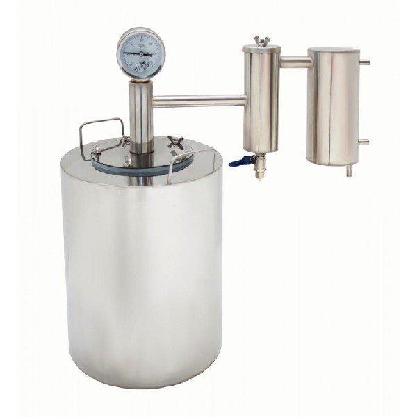 Самогонный аппарат finlandia 15 литров самогонный холодильник 10 мм